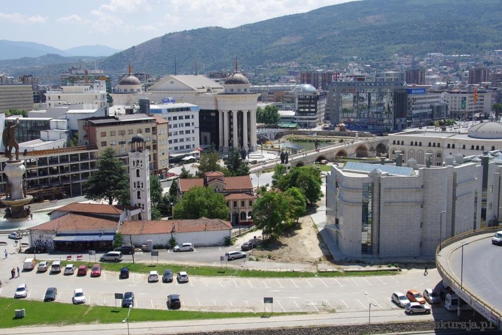 Centrum Skopje
