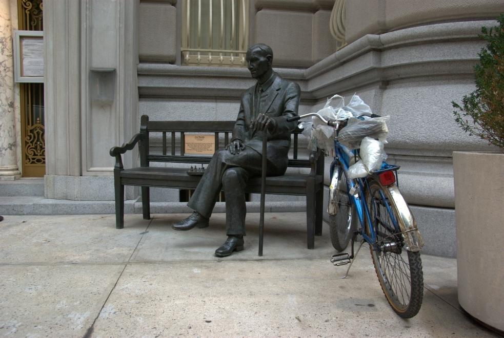 Jan Karski - Nowy Jork