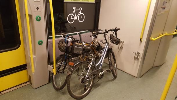 Rowery w Kolejach Mazowieckich