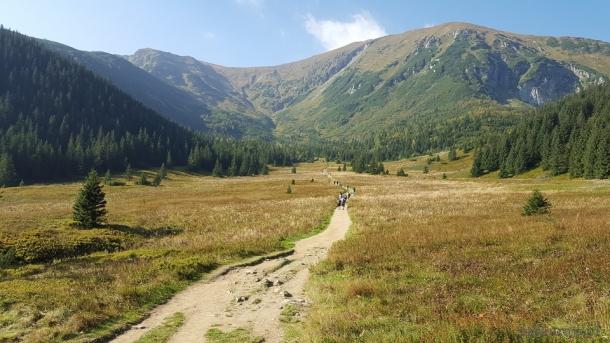 Dolina i hala Kondratowa