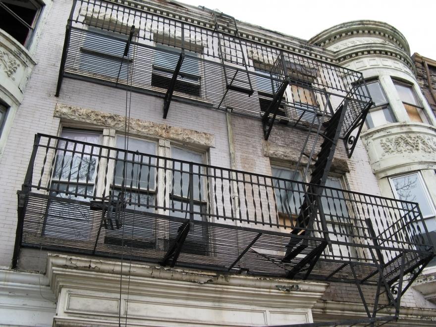 Balkony Waszyngtonu