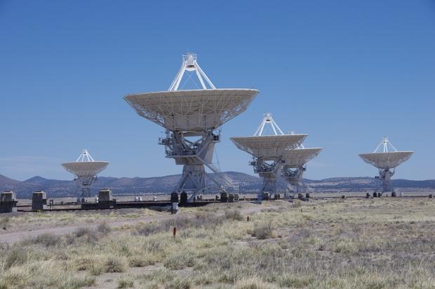 Anteny VLA