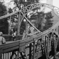Spacerując Mostem Tumskim