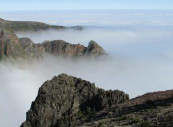 Na Pico do Arieiro