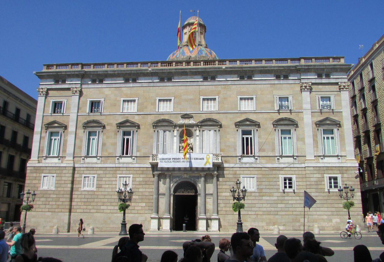Palau-de-la-Generalitat-de-Catalunya